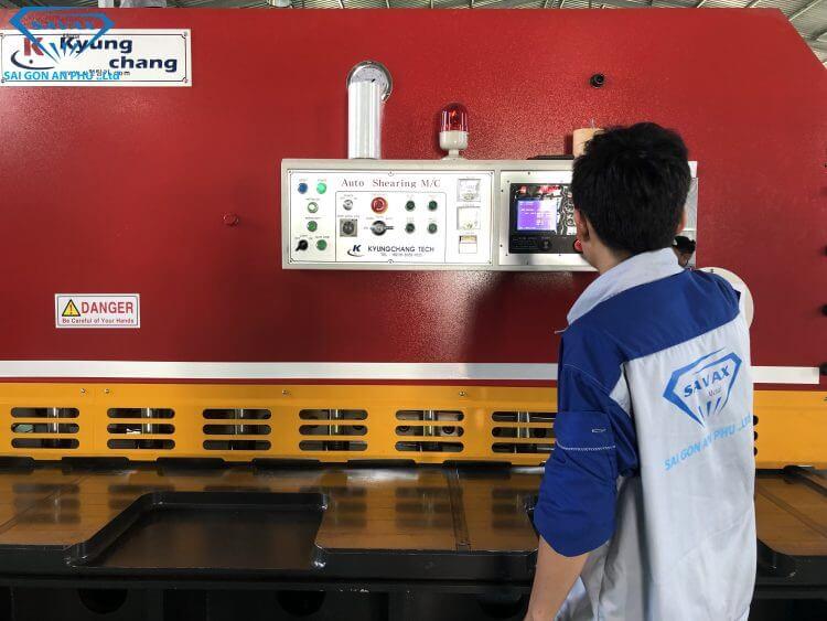 Giới thiệu về công ty Sài Gòn An Phú