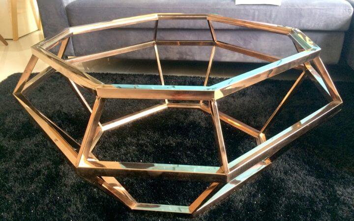 Khung bàn kim cương vừa hoàn thành tại Savax